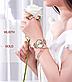 Женские часы, покрытые розовым золотом код 467, фото 3