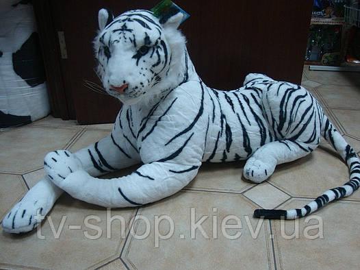 Интерьерная игрушка Белый Тигр