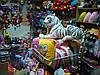 Інтер'єрна іграшка Білий Тигр, фото 2