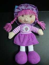 Мягкая кукла Ягодка