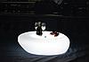 Led  столик Noblest Art  для баров, кафе, событий с изменением цвета 89 см (LY3076)