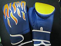 Перчатки для бокса детские 6 oz