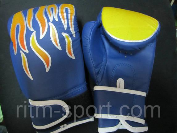 Перчатки для бокса детские 6 oz, фото 2