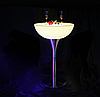Led  барная стойка Noblest Art  для баров, кафе, событий с изменением цвета 66*110 см (LY3077)