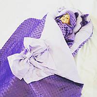 Человечек+ кокон+ подушка + конверт-плед, фото 1