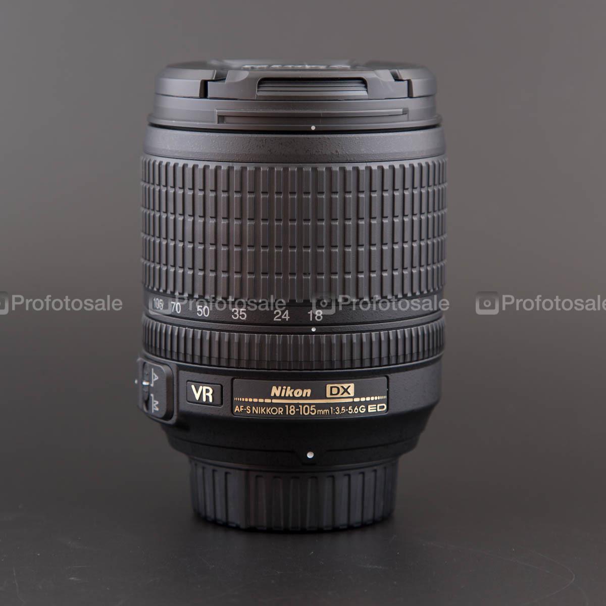 Nikkor 18-105 mm 1:3.5 - 5.6 G ED VR