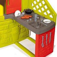 Летняя кухня для детского игрового домика 810500 Smoby 810901