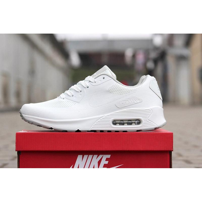 075df260 Мужские кроссовки Nike Air Max 90 Hyperfuse белые р.42 Акция -51 ...