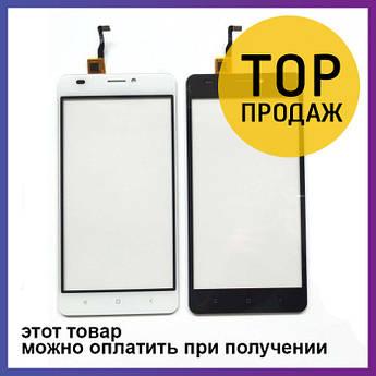 Сенсорный экран для мобильного телефона Oukitel C3, черный
