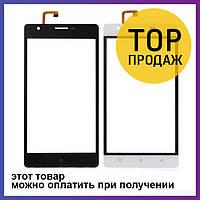 Сенсорный экран для мобильного телефона Oukitel C4, белый
