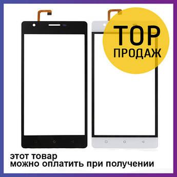 Сенсорный экран для мобильного телефона Oukitel C4, черный