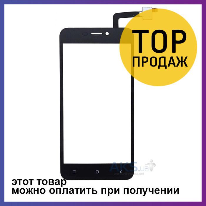 Сенсорный экран для мобильного телефона Oukitel C9, черный, ORIG