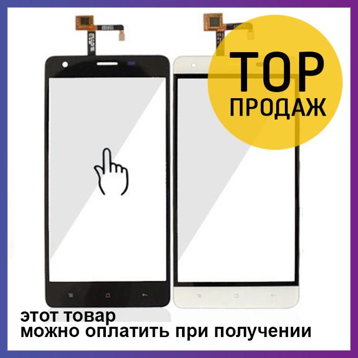 Сенсорный экран для мобильного телефона Oukitel K6000 Pro, белый, ORIG