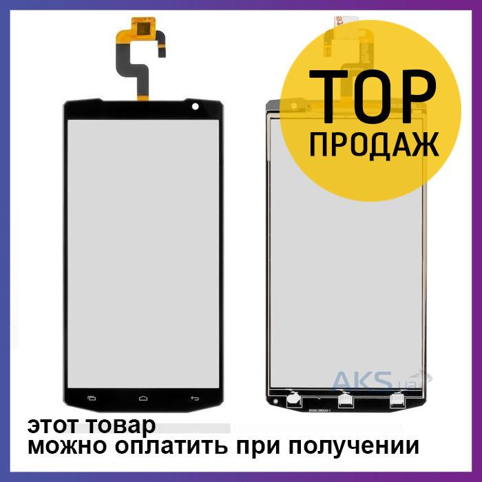 Сенсорный экран для мобильного телефона Oukitel K10000, черный, ORIG