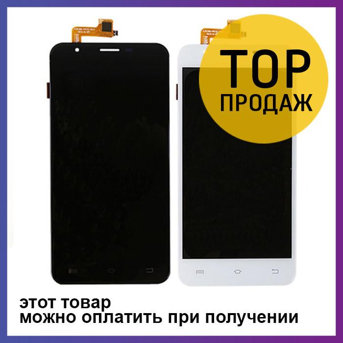 Сенсорный экран для мобильного телефона Oukitel U7 Pro, черный