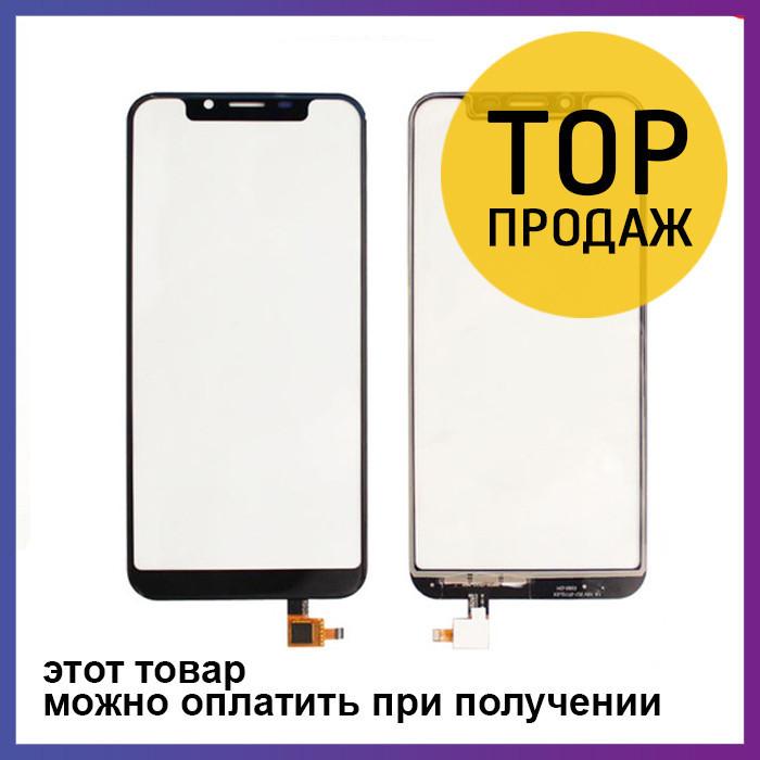 Сенсорный экран для мобильного телефона Oukitel U18, черный, ORIG