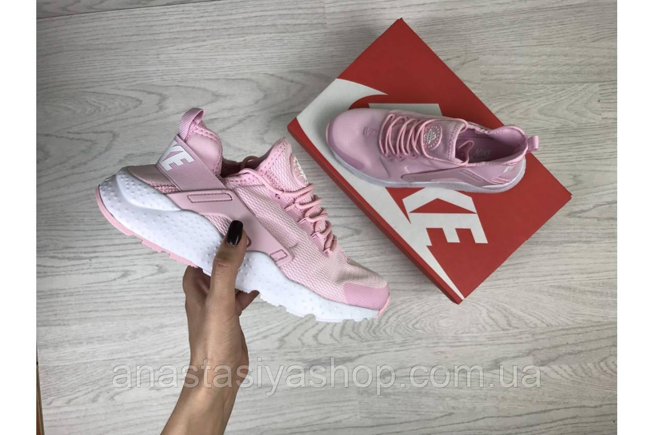 Кроссовки Nike 7485 розовые