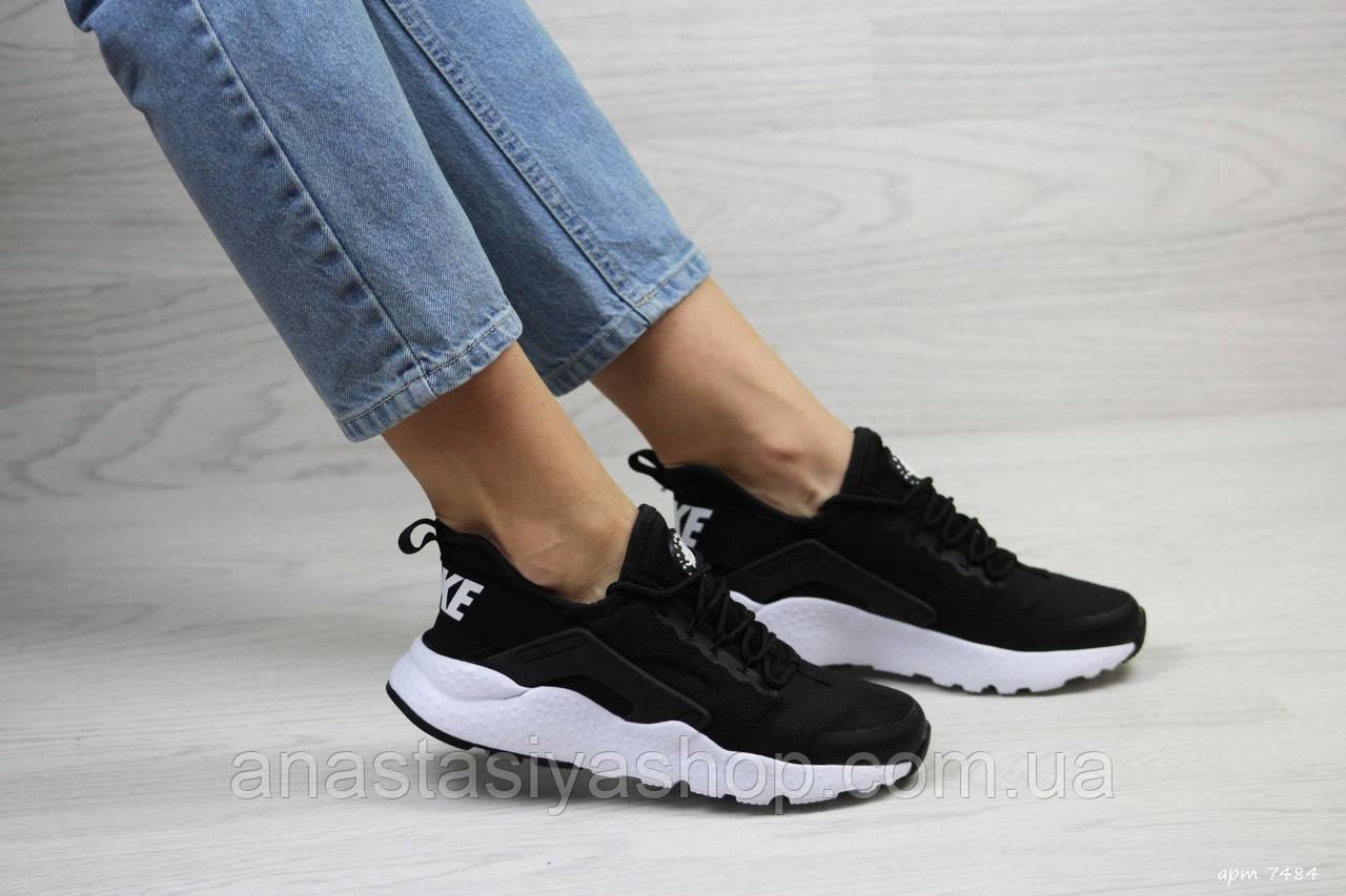 Кроссовки Nike 7484 черные