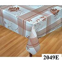 Клеенка (2049E) силиконовая, без основы, рулон. Китай. 1,37м/30м