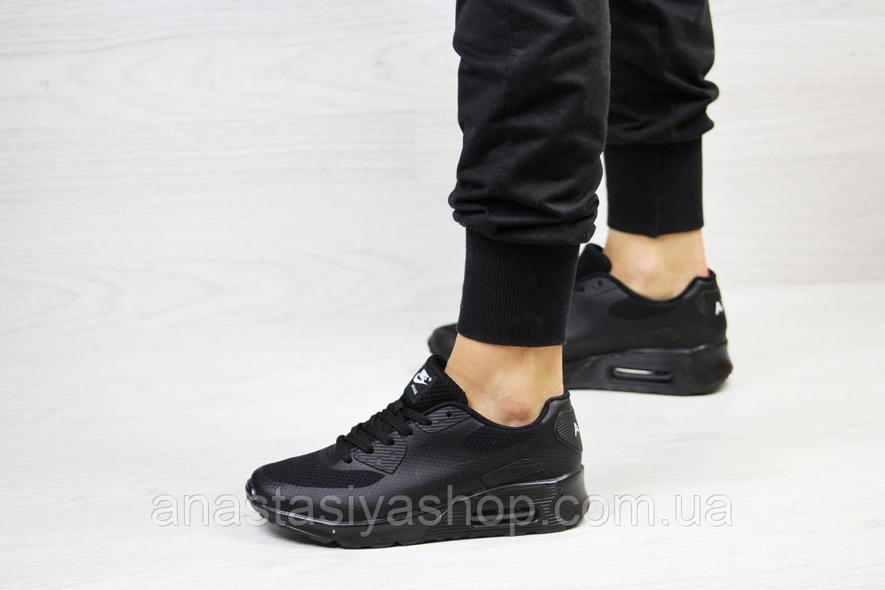 Кроссовки Nike 7480 черные