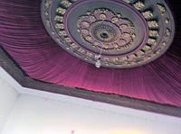 Потолки тканью, фото 1