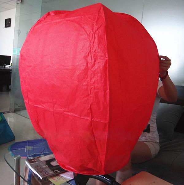 Китайские фонарики SKY купол ассорти