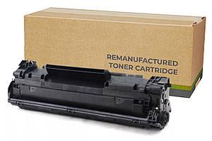 Картридж HP 79A CF279A (восстановленный) чёрный, стандартный ресурс (1.000 копий), эко-картридж от Gravitone