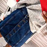 Джинсовая юбка на пуговицах спереди 68111207, фото 2