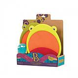 Игра Battat- Лягушки-ловушки (2 ракетки-липучки, мячик)   BX1554Z, фото 2