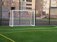 Ворота футбольные детские стальные 2000х1500 (не разборные) без полос