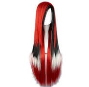 Длинные парики - 70см, прямые волосы, косплей, анимэ, Айдахо