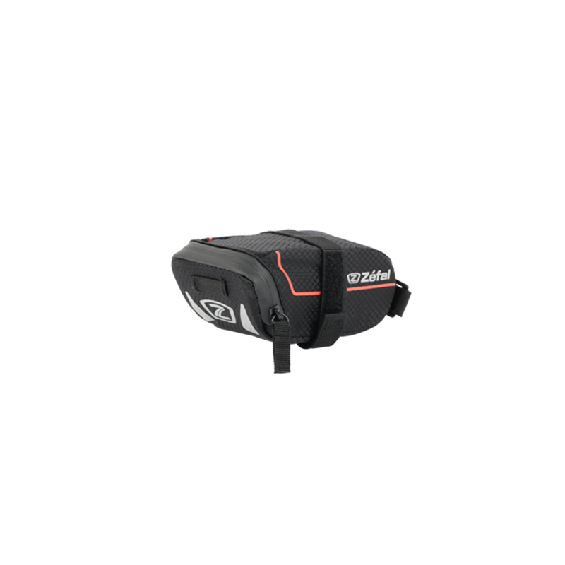 Сумка Zefal Z Light Pack S (7040) подседельная, на ремешке, 0,5L, черная