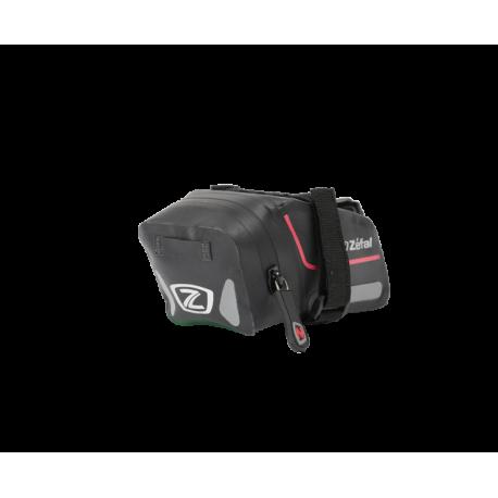 Сумка Zefal Z Dry Pack S (7048) подседельная, на ремешке, влагонепроницаемая, 0,6L, черная