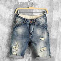 Мужские шорты джинсовые (модель DZ102)