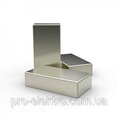 Неодимовий магніт прямокутник 6,5х4х4,5 мм