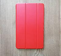 Чехол для планшета Xiaomi MiPad 4 Plus (silicone book) red