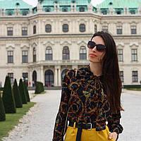 fe2fc3016d1 Шифоновая блузка с бантом в Украине. Сравнить цены