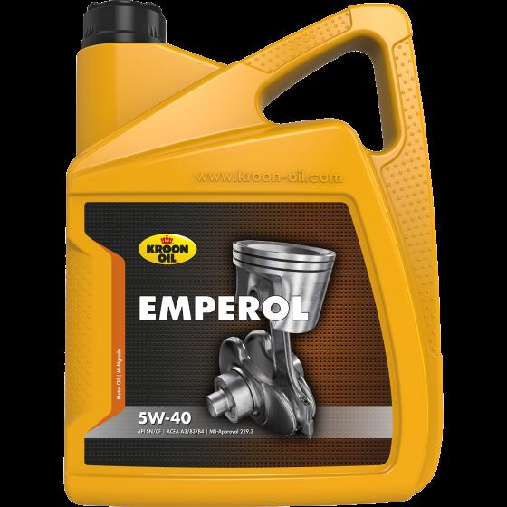 Моторное масло Kroon Oil Emperol 5w-40 5л