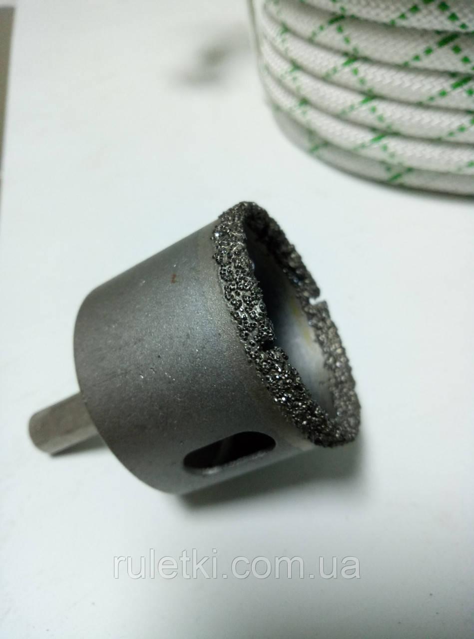 Коронка керамогранит UDS спеченный алмаз 68мм