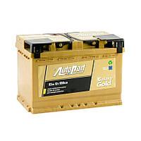 Аккумулятор автомобильный Autopart Galaxy Gold 82AH R+ 850А (Ca-Ca)
