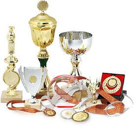 Кубки, медали, грамоты