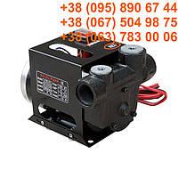 Насос топливный для перекачки топлива 12V/24V 550W 70 литров в минуту