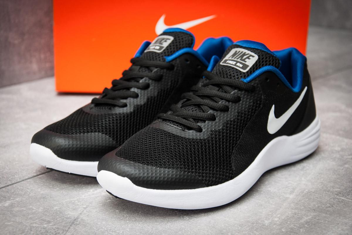 4c12e7b6 Кроссовки мужские Nike Free Run, черные (12284) размеры в наличии ▻ [ 45