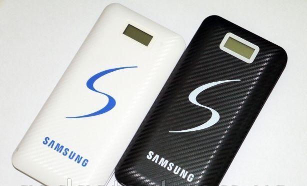 ПоверБанк Samsung Powerbank 30000mAh 3 USB с экраном
