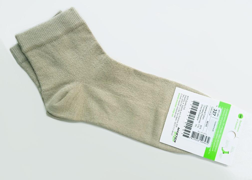 Носок укороченный мужской летний, размер 25 / 39-41р.