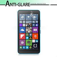 Защитная пленка для Microsoft Lumia 640 XL матовая