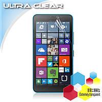 Защитная пленка для Microsoft Lumia 640 XL глянцевая