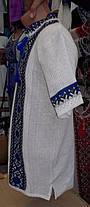 Мужская вышиванка вязанная, фото 3