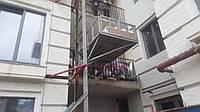 Строительный мачтовый подъемник от производителя, фото 1