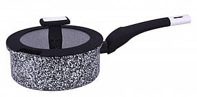 Сотейник кухонный EDENBERG EB 3328 1.9 л Мраморное покрытие